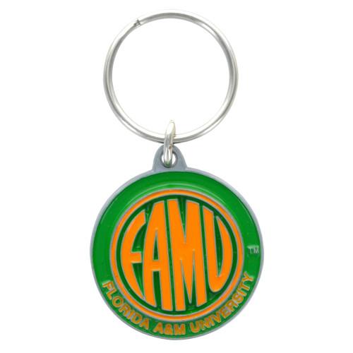 Florida A&M Key Chain