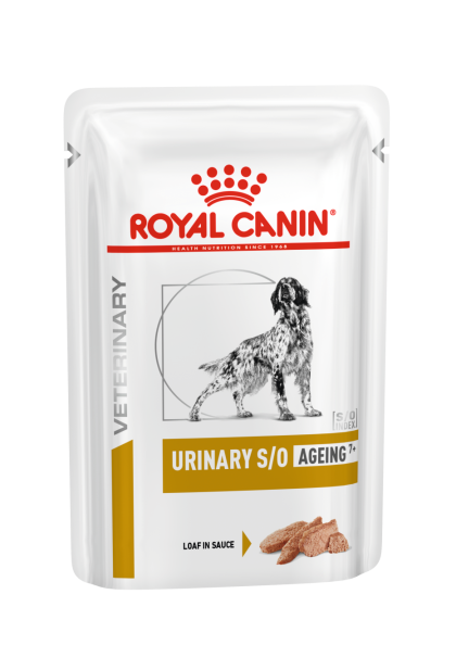 Canine Urinary S/O Ageing 7+ (in loaf)
