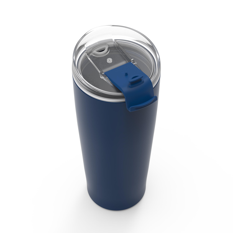 Aberdeen 30 ounce Insulated Tumbler, Indigo slideshow image 3