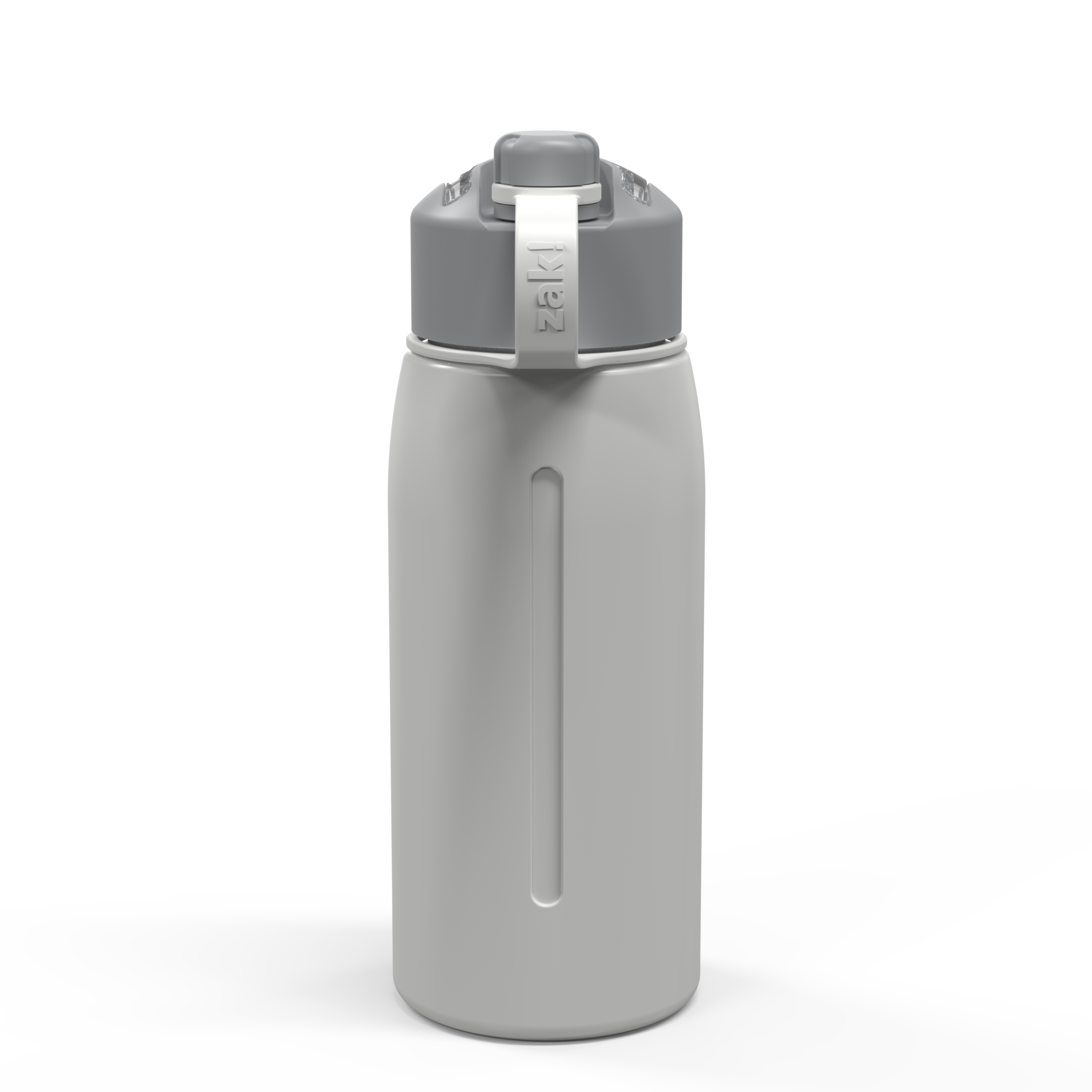 Genesis 24 ounce Vacuum Insulated Stainless Steel Tumbler, Gray slideshow image 8
