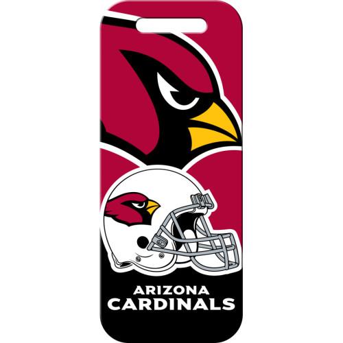 Arizona Cardinals Large Luggage Quick-Tag 5 Pack