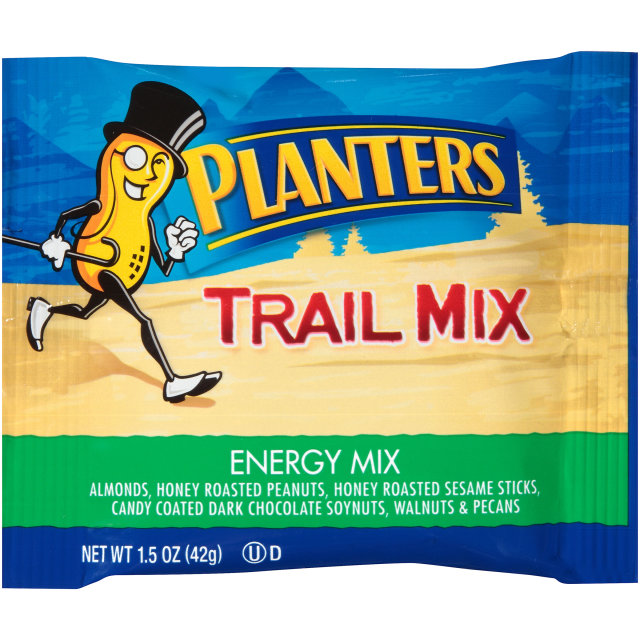 PLANTERS Trail Mix Energy Mix 7.5 oz Carton (5 Pack) image