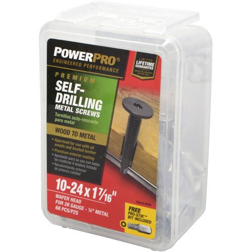 Power Pro Premium #10-32 x 1-7/16