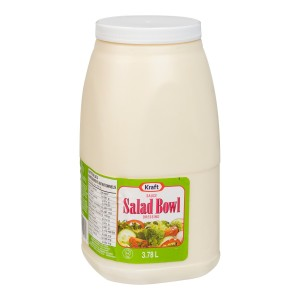 KRAFT Salad Bowl Dressing 3.78L 2 image