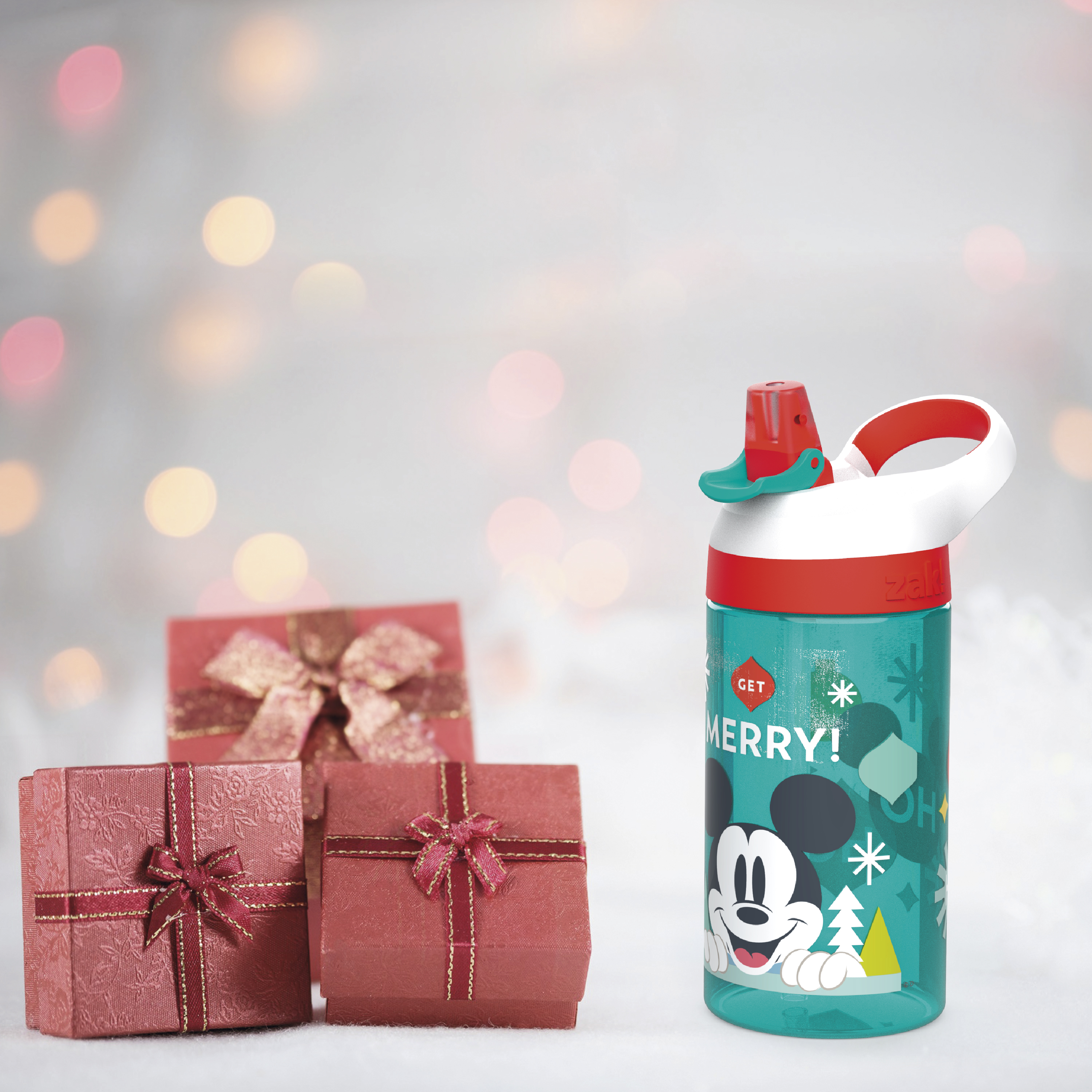 Disney 16 ounce Water Bottle, Mickey Mouse slideshow image 2