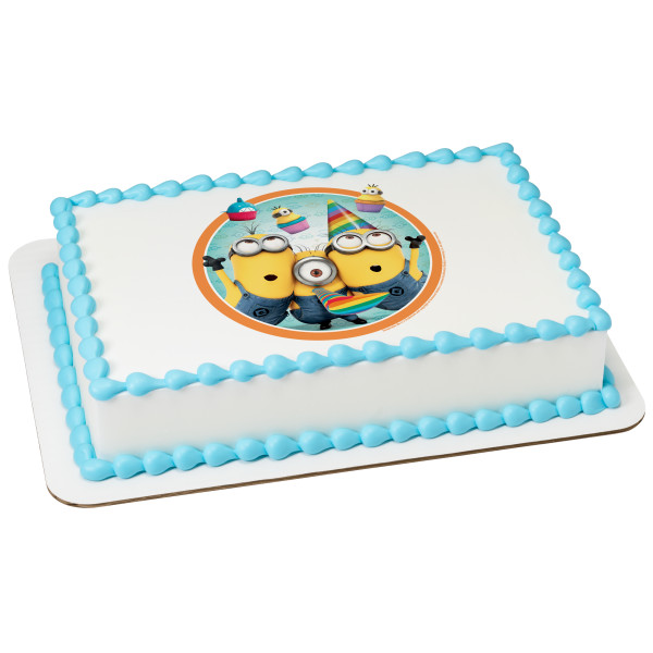 Despicable Me™ Party Time! PhotoCake® Edible Image®