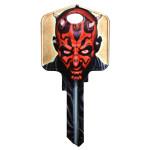 Star Wars Darth Maul Key Blank