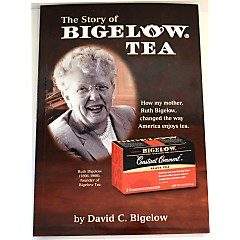 The Story of Bigelow Tea Book