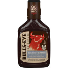 Bull's-Eye Hickory Smoke Barbecue Sauce 18 oz Bottle