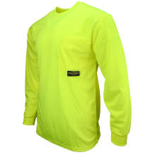 Radians ST21-N Non-Rated Long Sleeve T-shirt with Max-Dri™