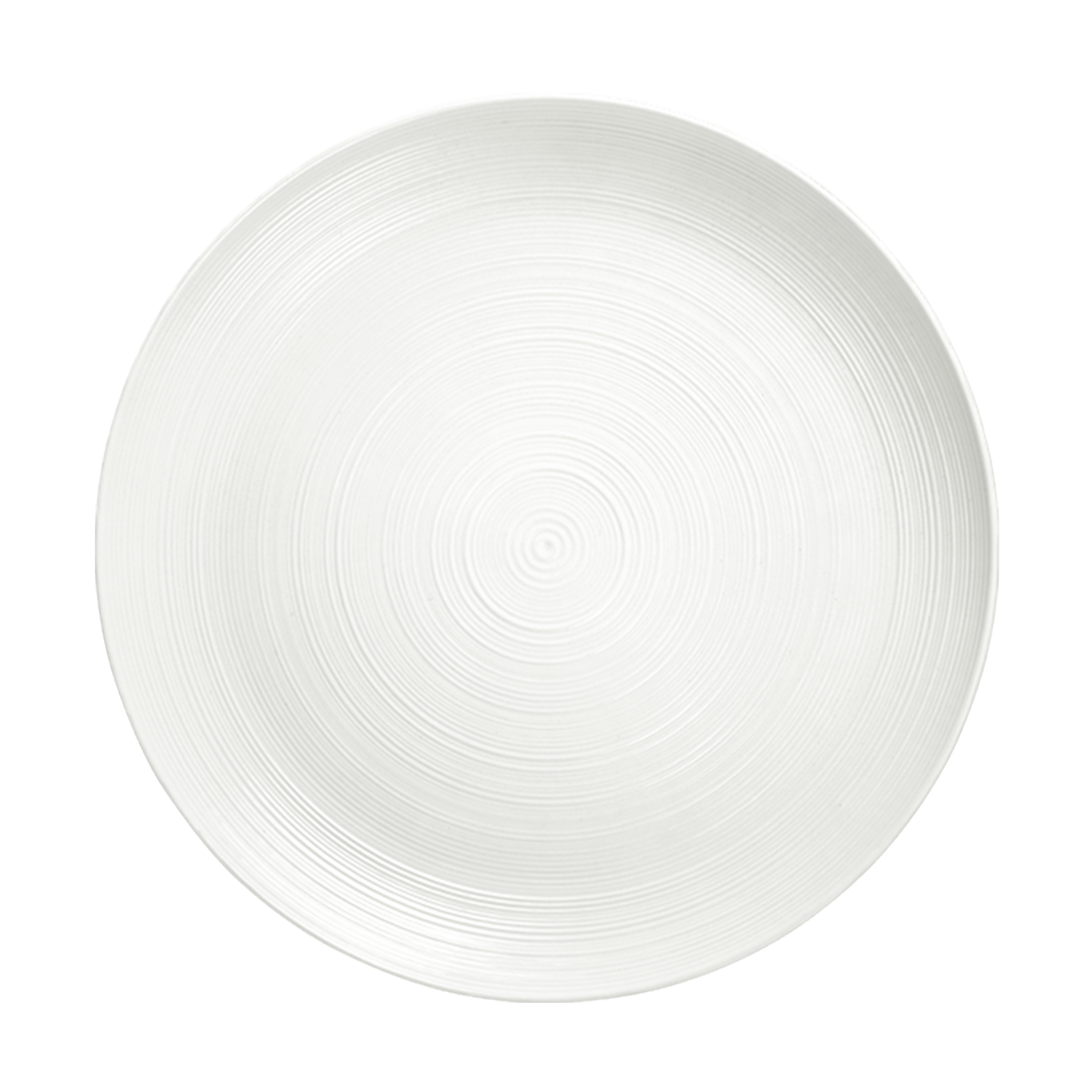 American Conventional Plate & Bowl Sets, White, 12-piece set slideshow image 4