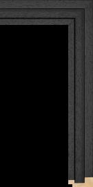 Shutter Black w/Grain 1 9/16