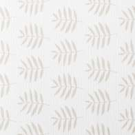 Swatch for Smooth Top® EasyLiner® Brand Shelf Liner - Taupe Leaves, 12 in. x 10 ft.