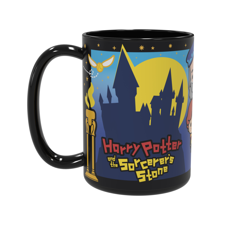 Harry Potter 15 oz. Coffee Mug, The Sorcerer's Stone slideshow image 5