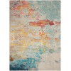Nourison Celestial Rectangle 3' x 5' Sealife Area Rug 099446