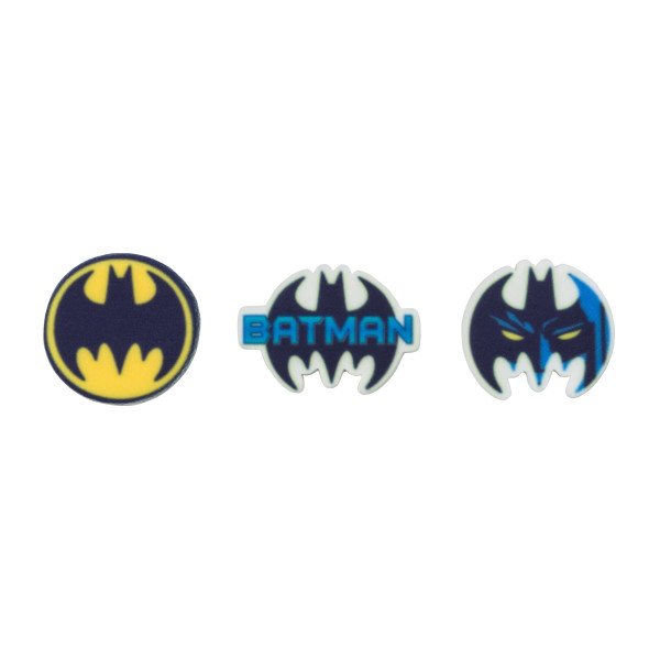 Batman Logo SugarSoft® Printed Edible Decorations