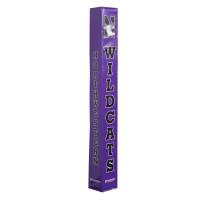 Northwestern Wildcats Collegiate Pole Pad thumbnail 1