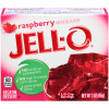 Jell-O® Raspberry Gelatin Mix 3 oz Box