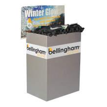 Bellingham C4005 Glove Half Bin