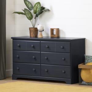 Summer Breeze - 6-Drawer Double Dresser