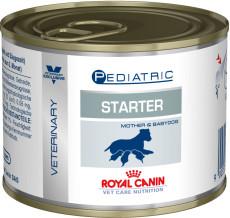 Pediatric starter (wet)