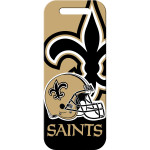 New Orleans Saints Large Luggage Quick-Tag