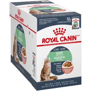Digest Sensitive Pouch Cat Food
