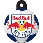 New York Red Bulls Large Circle Quick-Tag