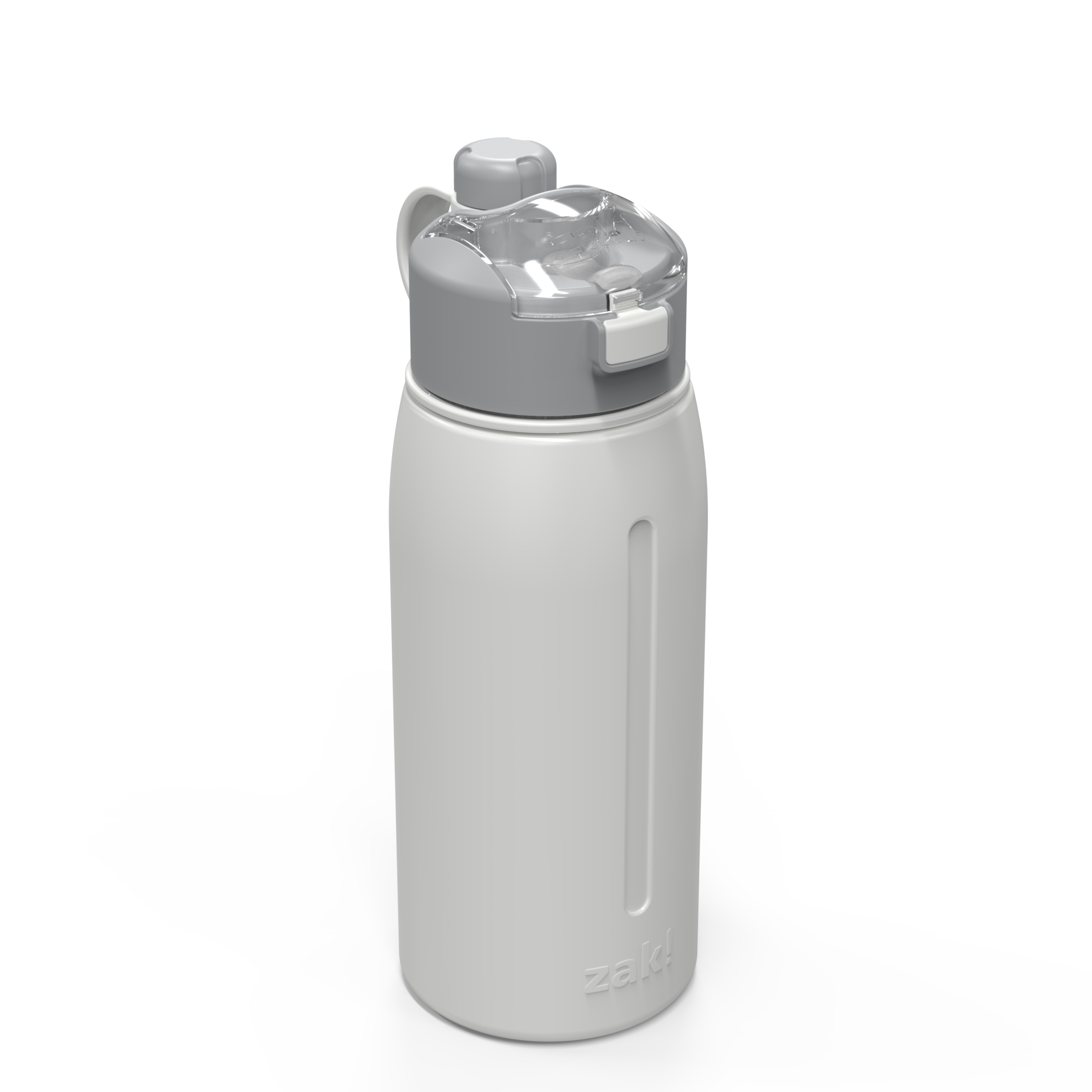 Genesis 24 ounce Vacuum Insulated Stainless Steel Tumbler, Gray slideshow image 4
