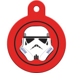 Star Wars Stormtrooper Large Circle Quick-Tag