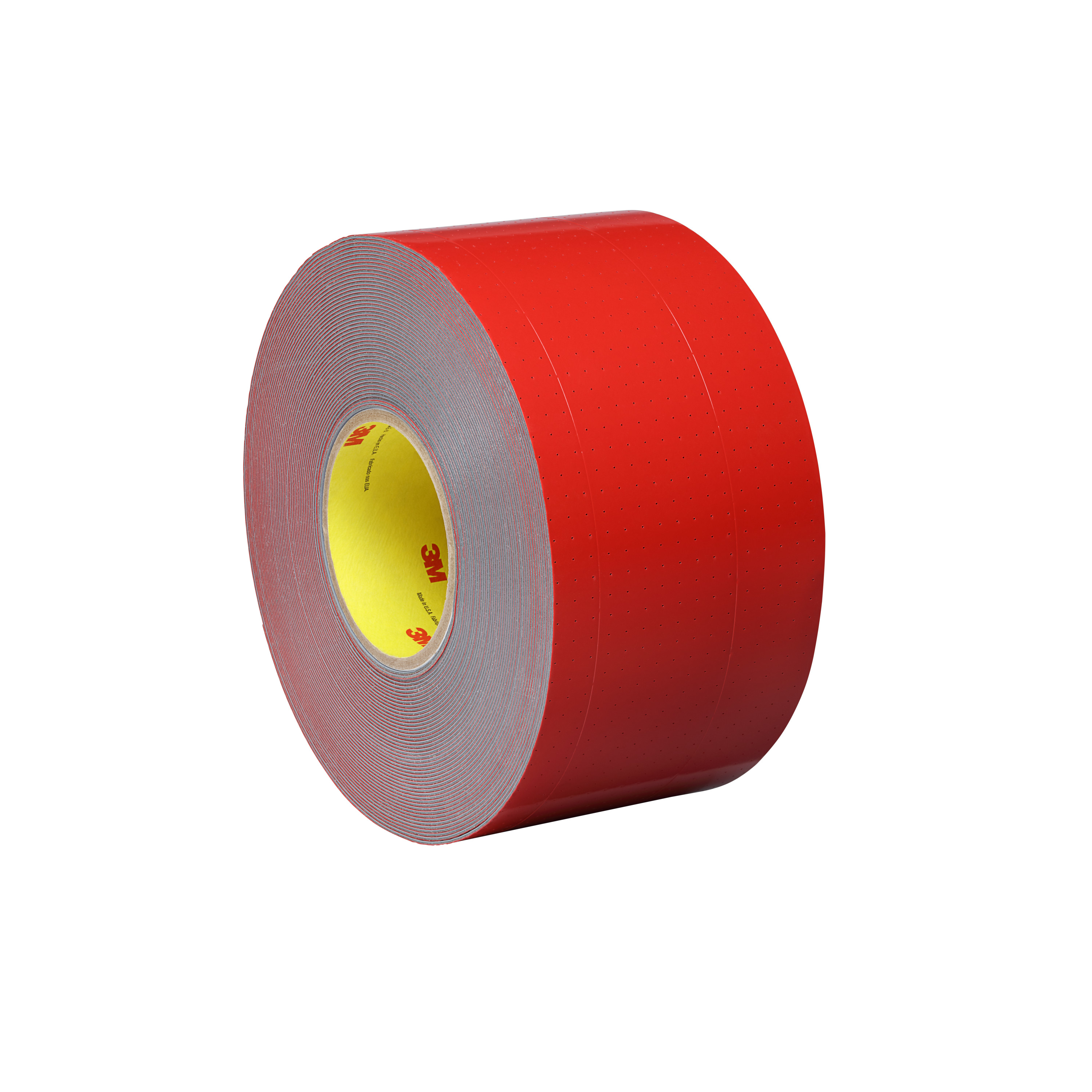 3M™ Polyurethane Protective Tape 8641, 36173, Medium Dark Gray, Non-Perforated Skip Slit Liner, 12 in x 24 in, 1 Roll/Case