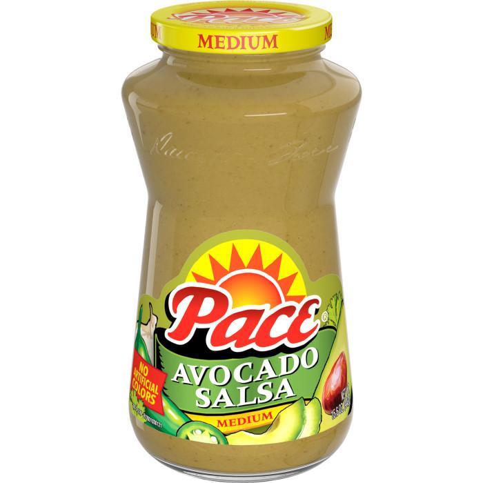 Medium Avocado Salsa