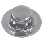 Zinc Axle Cap Nuts