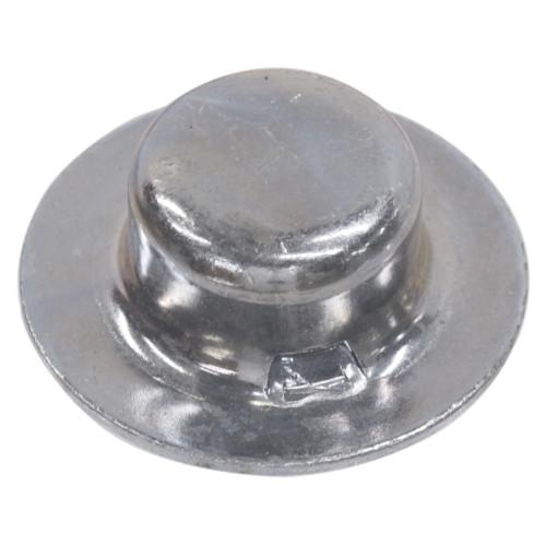 Zinc Axle Cap Nuts 3/16
