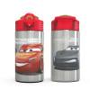 Cars 3 15.5 ounce Water Bottle, Lightning McQueen & Jackson Storm slideshow image 6