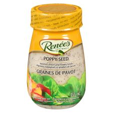Renees Poppyseed Dressing, 355mL