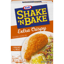 Kraft Shake 'n Bake Extra Crispy Seasoned Coating Mix 5 oz Box