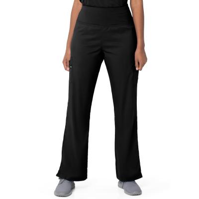 Landau ProFlex Compression Waist Cargo Scrub Pants for Women 2045-Landau