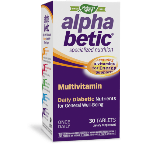 Alpha Betic® Multivitamin