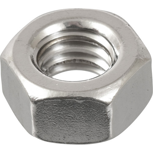 Stainless Steel Hex Nuts #6-32