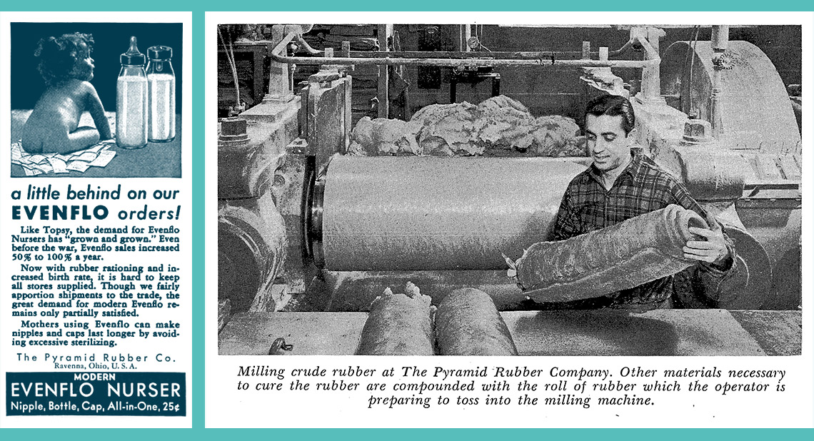 Rubber Rationing