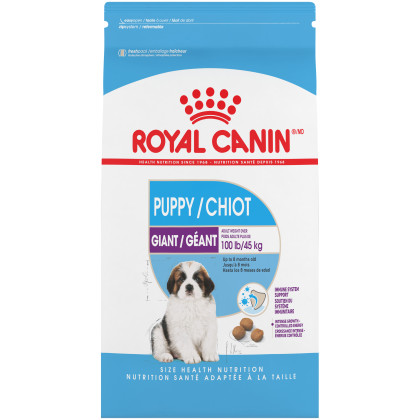 Royal Canin Size Health Nutrition Giant Puppy Dry Dog Food