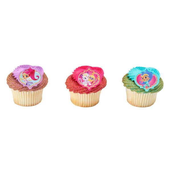 Shimmer and Shine™ Make a Wish! Cupcake Rings