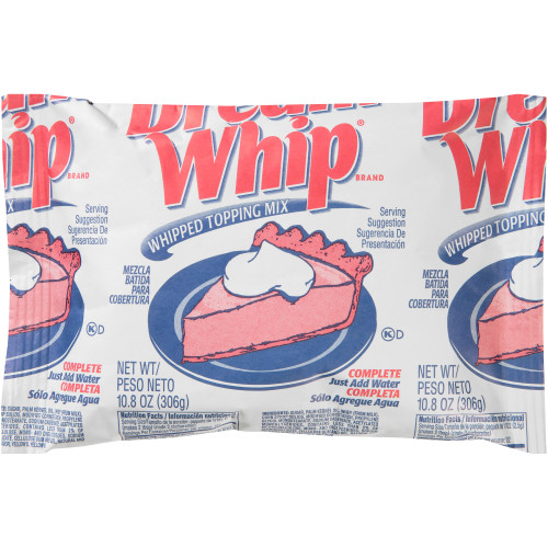 DREAM WHIP Topping Mix, 10.8 oz. (Pack of 12)