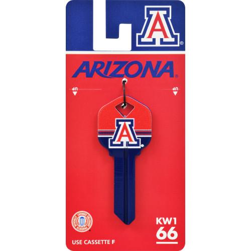 University of Arizona Key Blank