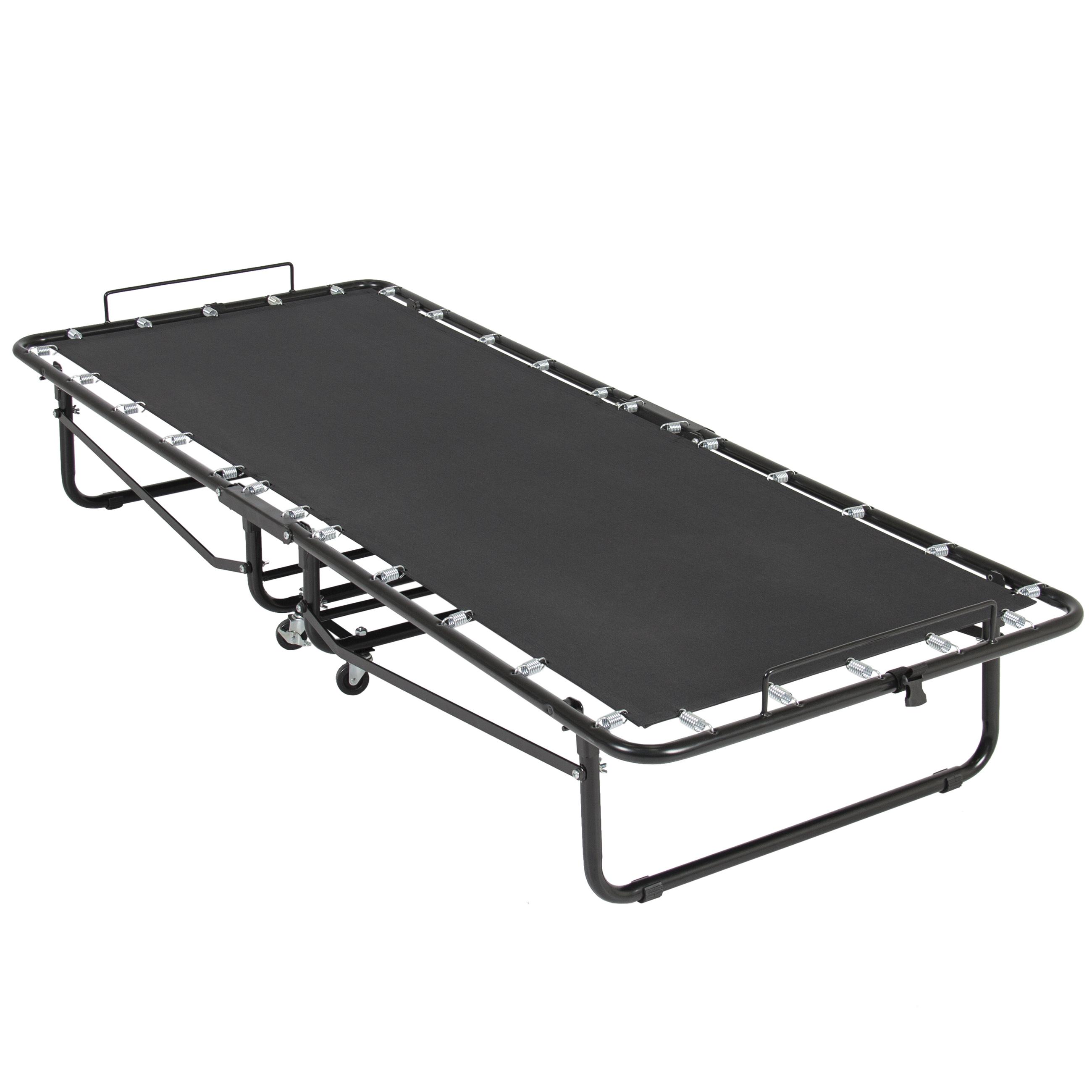 Rollaway Guest Bed Memory Foam Mattress, Twin XL Size ...