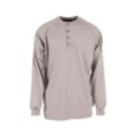 Neese 6 oz Cotton FR Henley Shirt