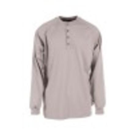 Neese 6 oz Cotton FR Henley Shirt