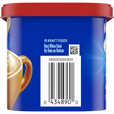 Maxwell House International Vanilla Caramel Latte Beverage Mix, 8.7 oz Canister