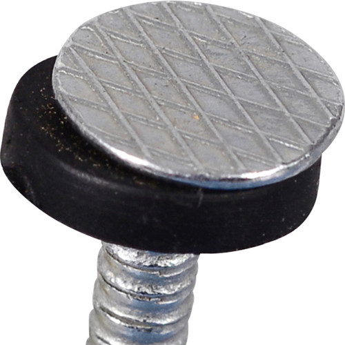 Fas-n-Tite Electro-galvanized Roofing Nail w/ Neoprene Washer 1-3/4